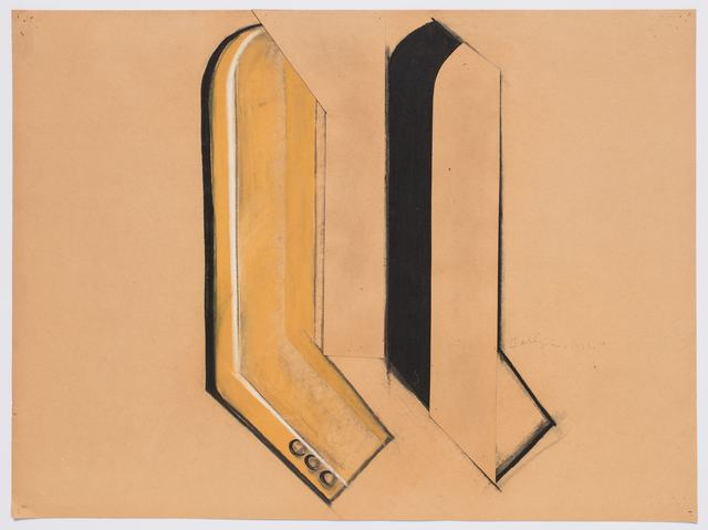 , 'Untitled,' 1973, Reynolds Gallery