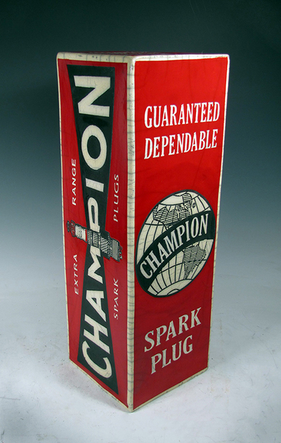 , 'Champion Spark Plug Box,' , Winfield Gallery