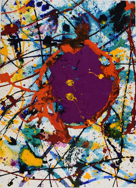 Sam Francis, 'Untitled [SFS 337]', 1991, Gilden's Art Gallery