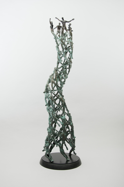 , 'Helix,' , West Branch Gallery