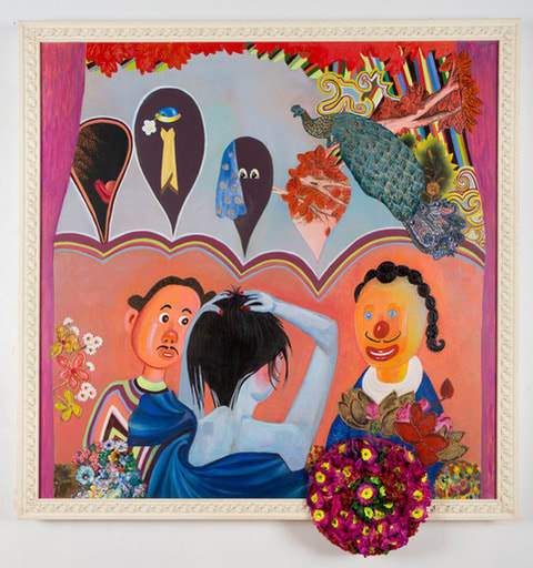 , 'Hanky-Panky (She Loves Me, She Loves Me NOT!),' 2017, Zolla/Lieberman Gallery