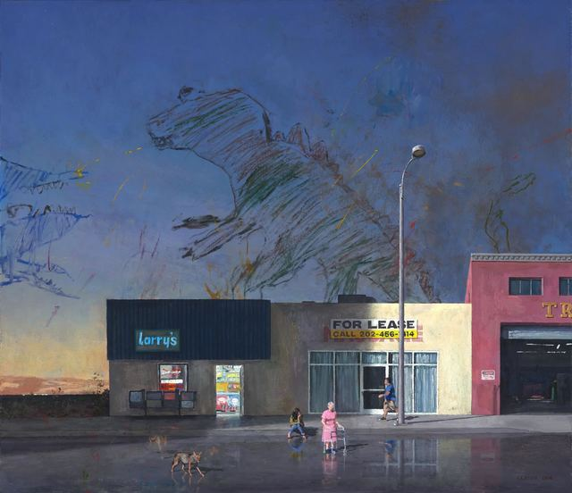 , 'Edge of Town No. 14,' 2016, ARCADIA CONTEMPORARY