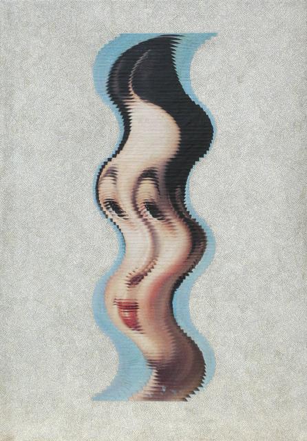 , 'Sans titre, du cycle Hommage à Mlle Rivière,' 1981, Galerie Le Minotaure
