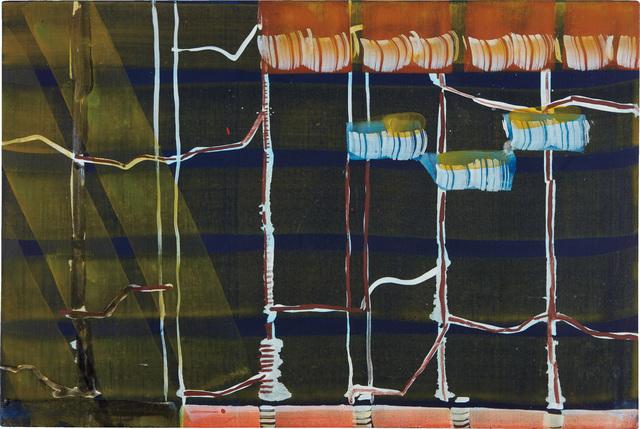 Juan Uslé, 'lnopia's Nho', 1995-1996, Phillips