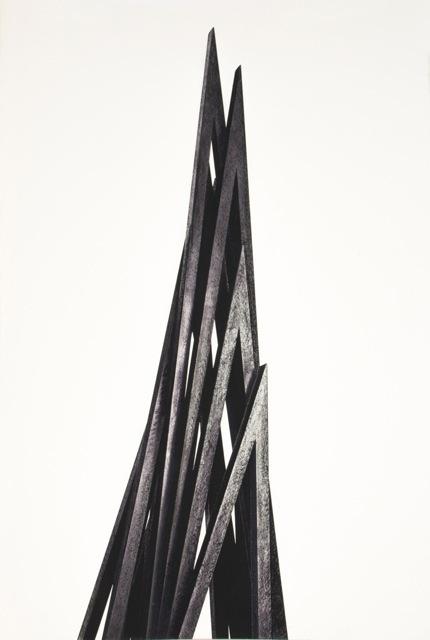 , 'Vertical Angles - Print B,' 2016, International Sculpture Center