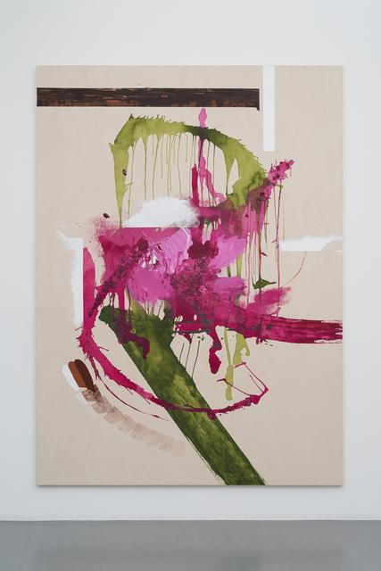 , 'Katty Kath Katherine,' 2016, Pilar Corrias Gallery