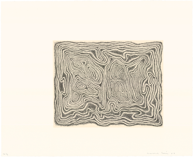 , 'Twisting Slab,' 2007, Universal Limited Art Editions