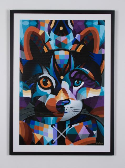 , 'Meltdown,' 2018, agnès b. Galerie Boutique