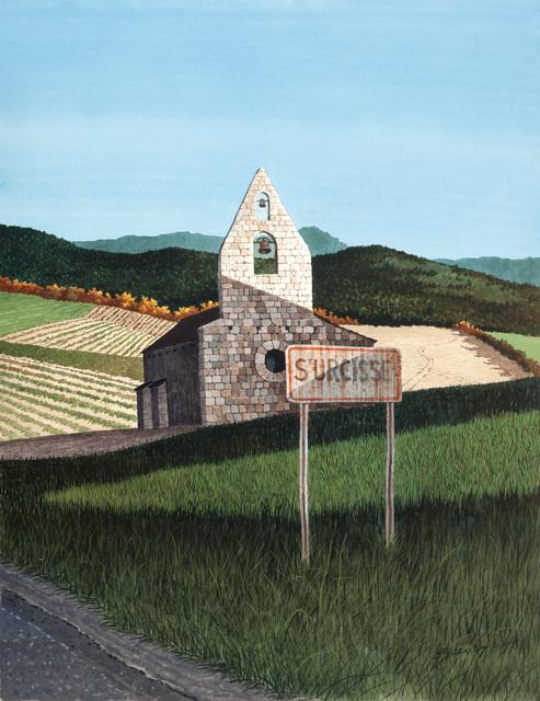 , 'Paths to Serenity (Saint-Urcisse, France),' 1997, Mac-Gryder Gallery