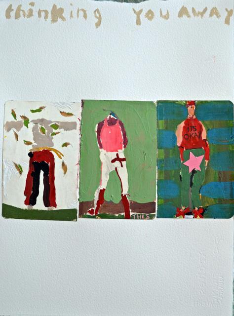 Ed Burkes, 'Thinking You Away', 2018, Arusha Gallery
