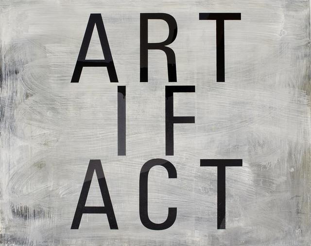 Enn Erisalu, 'Artifact', 1990, Gallery Jones