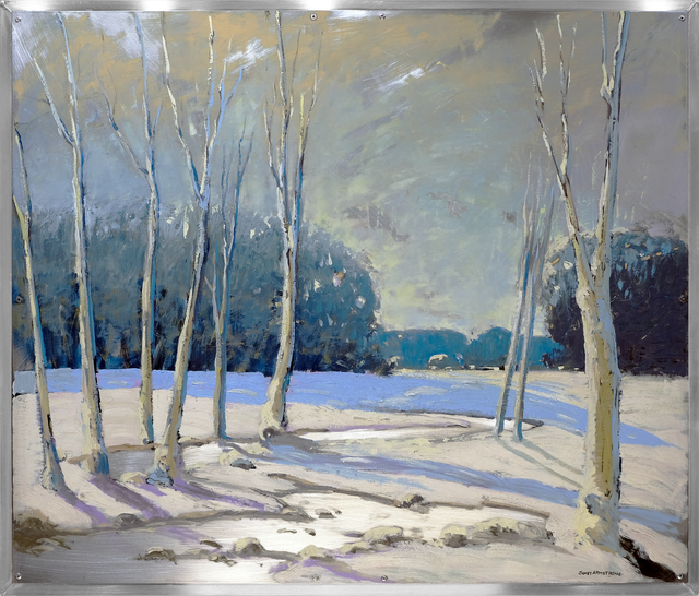 , 'Icy Creek,' , ÆRENA Galleries and Gardens