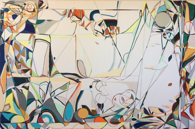 , 'The Disorienting Effect of Simultaneous Motion,' , Walker Fine Art