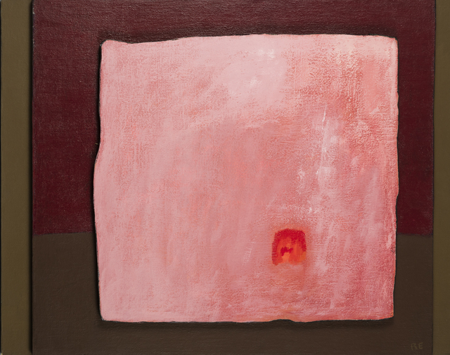 , 'Silent and Solid, Pink,' 1981, Childs Gallery