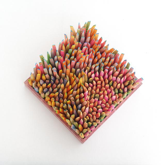 , 'Seed Pyramid 1.,' 2015, Kalman Maklary Fine Arts