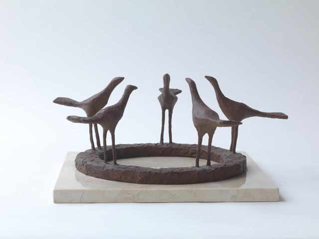 , 'Ring of Birds,' 2005, Pangolin