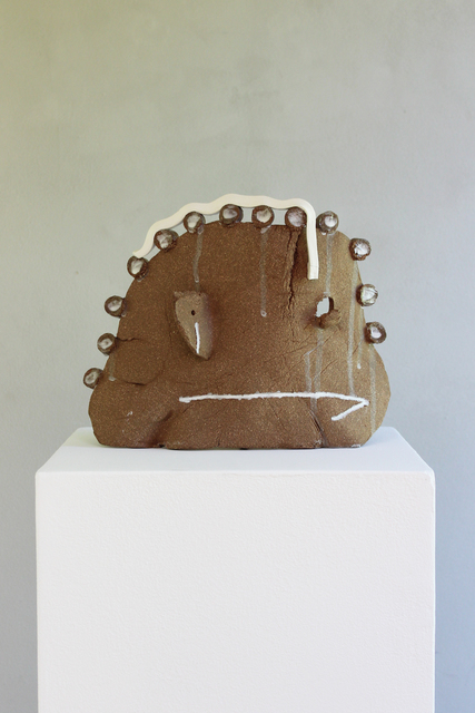 , '(He is just a) Baby,' 2017, New Art Centre