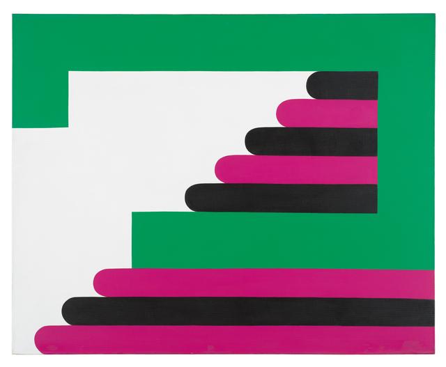 Imre Bak, 'Green-Purple-Black', 1968, The Mayor Gallery