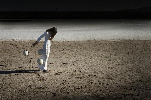 Corinne Mercadier, 'Faena 3', Galerie Les filles du calvaire