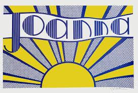 Roy Lichtenstein, 'Joanna', Unknown, Kunzt Gallery