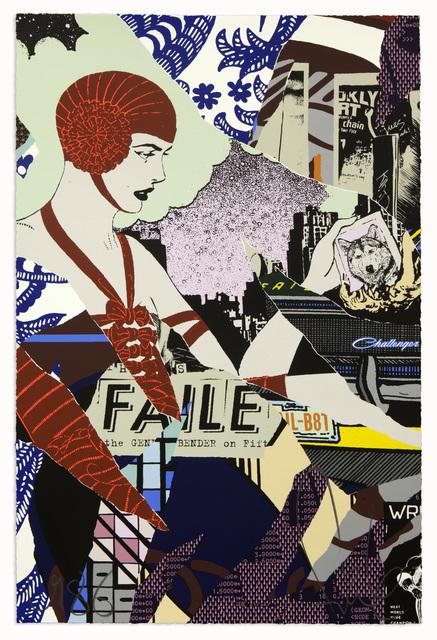 , 'Night Bender,' 2015, Gordon Gallery