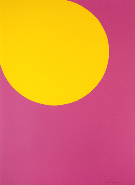 Leon Polk Smith, 'COLOR FORMS (F)', 1974, Lora Reynolds Gallery