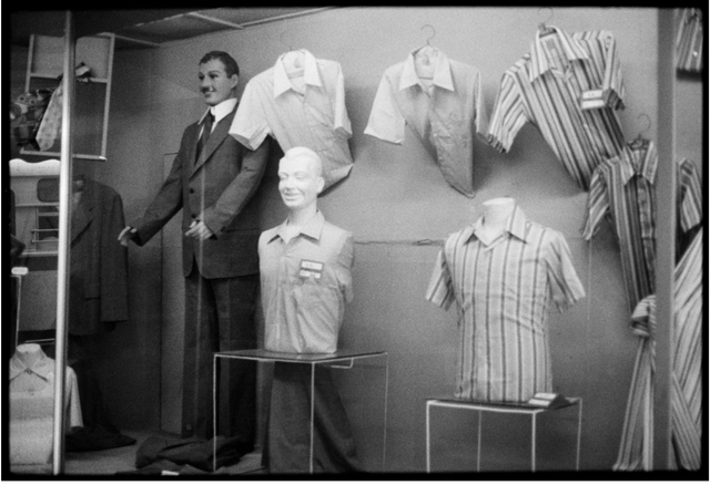 , 'Men's Clothiers, Santiago, from the Cuba series,,' 1981, Galleria Raffaella Cortese