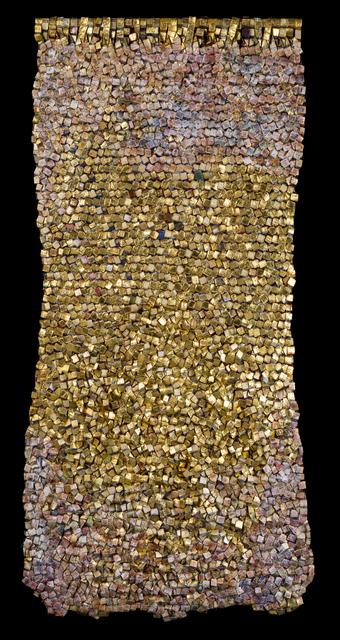 , 'Ombrio Oro 4,' 2014, Bellas Artes Gallery