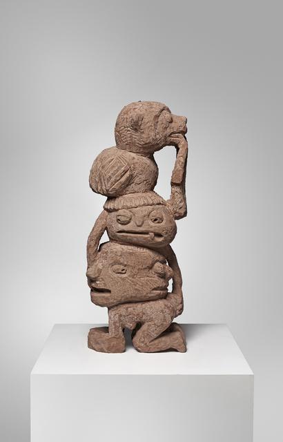 , 'Table Totem,' 2017, GALERÍA ALEGRÍA