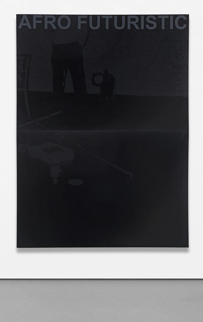 Adam Pendleton, 'Afro Futuristic (Top Type)', 2006, Phillips
