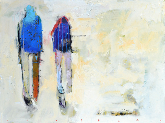 , 'Side By Each,' 2015, Julie Nester Gallery