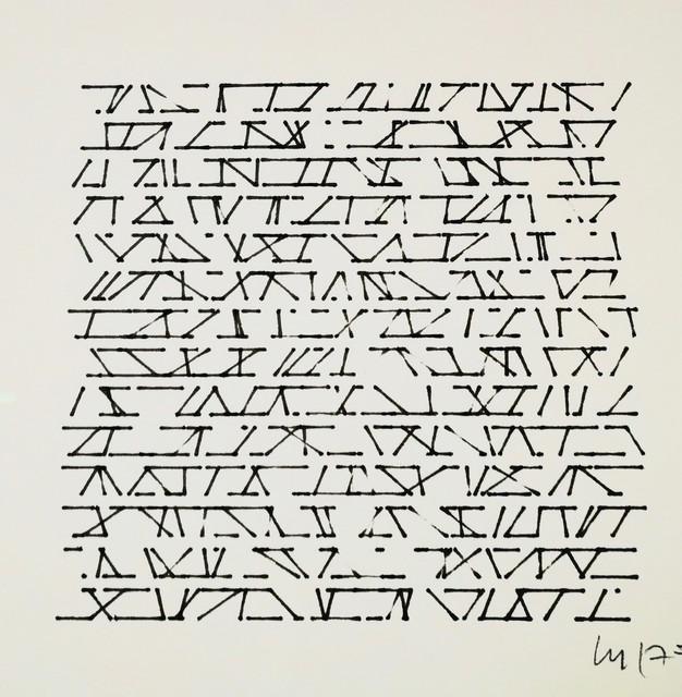 , 'no title,' 1975, DAM Gallery