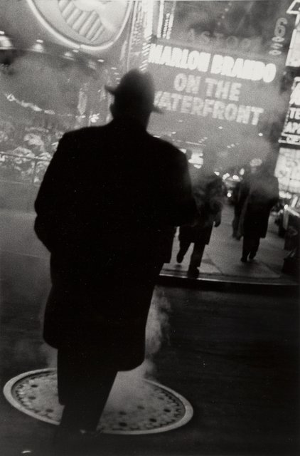 Louis Stettner, 'The Great White Way, Times Square at Night, New York', 1954, Heritage Auctions