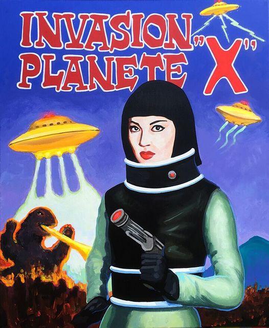 , 'Invasion Planete X,' 2018, Ro2 Art