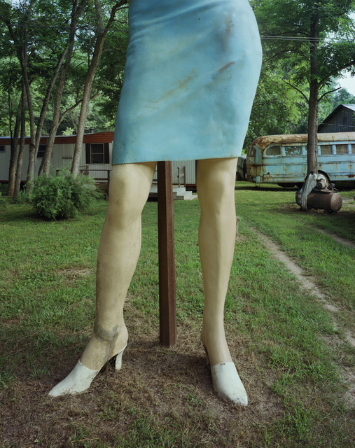 , 'Route 80, Bovina, Mississippi,' 1986, Garvey | Simon