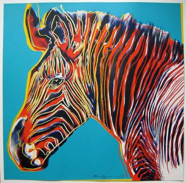 , 'Grevy's Zebra,' 1983, Galeries Bartoux Singapore