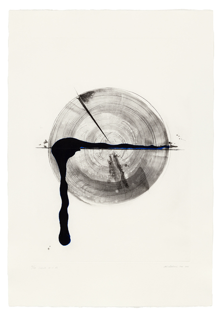, 'Cercle 16-1 (Blue), Edition 14/20,' 2016, Japan Art - Galerie Friedrich Mueller