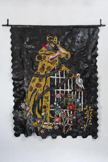 Hannalie Taute, 'Sy is so boos sy kan slange vang ', 2018, 99 Loop Gallery