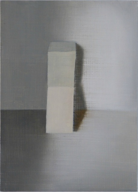 , 'White Box Painting 245,' , Light Cube Art Gallery