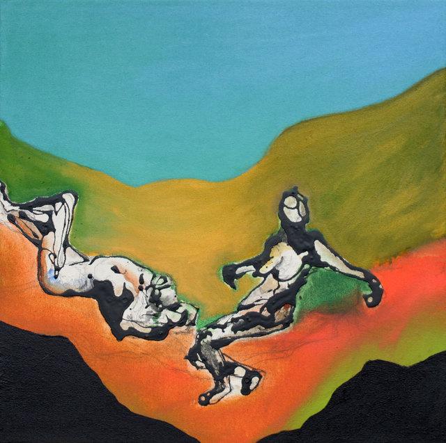 , 'The Fallen,' 2017, Pontone Gallery