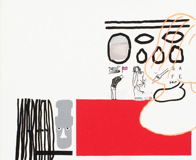 , 'War Head,' 2016, Galerie Olivier Waltman | Waltman Ortega Fine Art