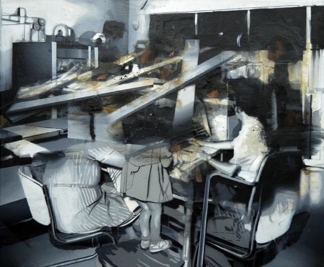 , 'Dinner,' 2016, Robert Fontaine Gallery