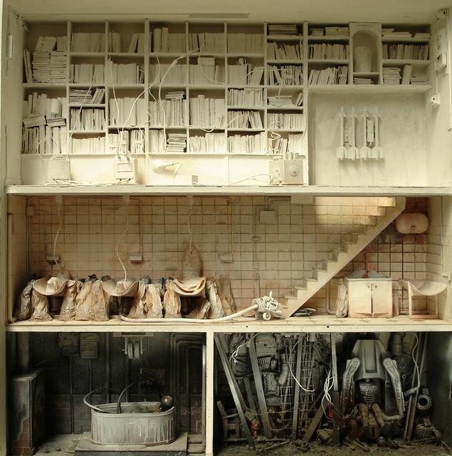 , 'Les vieilles choses,' 2006, Jonathan LeVine Projects