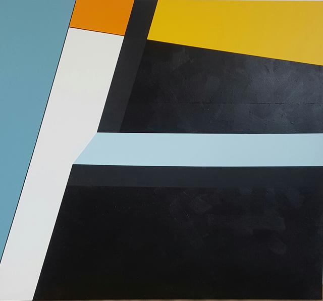 , 'Colour Configuration 1,' 2016, Galerie Hans Mayer
