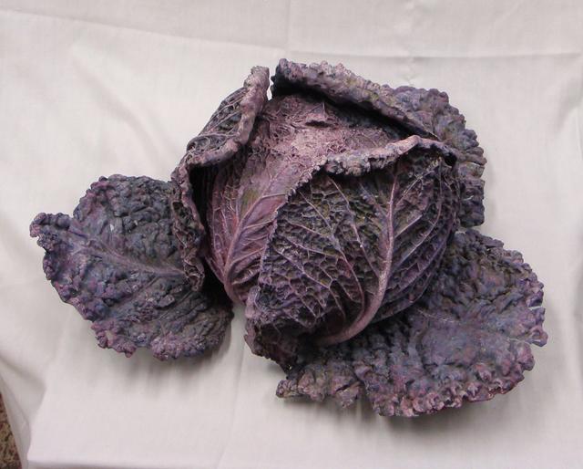 , 'Red cabbage ,' , Galería Marita Segovia