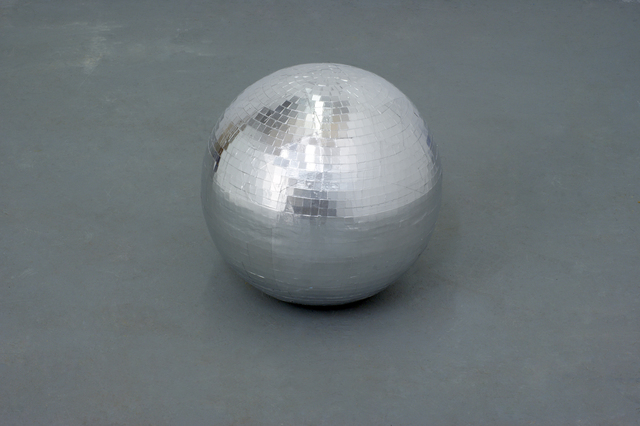 , 'Disco Ball,' 2015, Grey Noise