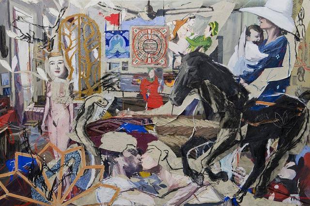 , 'A casa di Mumma,' 2016, Montoro12 Contemporary Art
