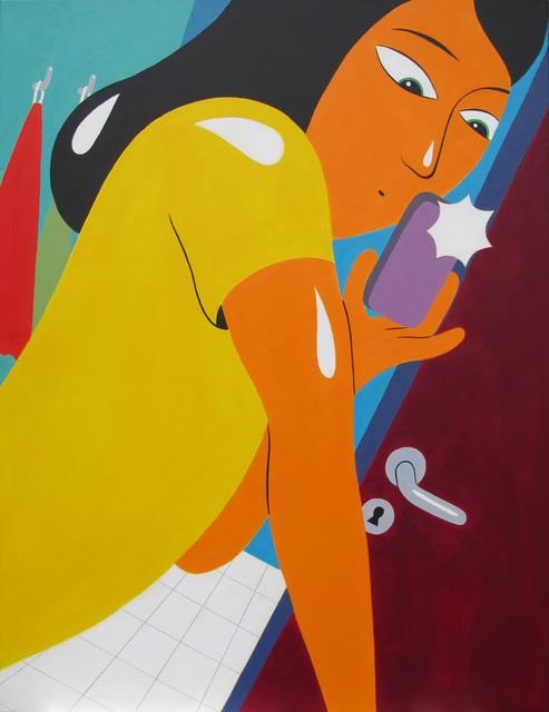 , 'The Mirror,' 2012, V1 Gallery