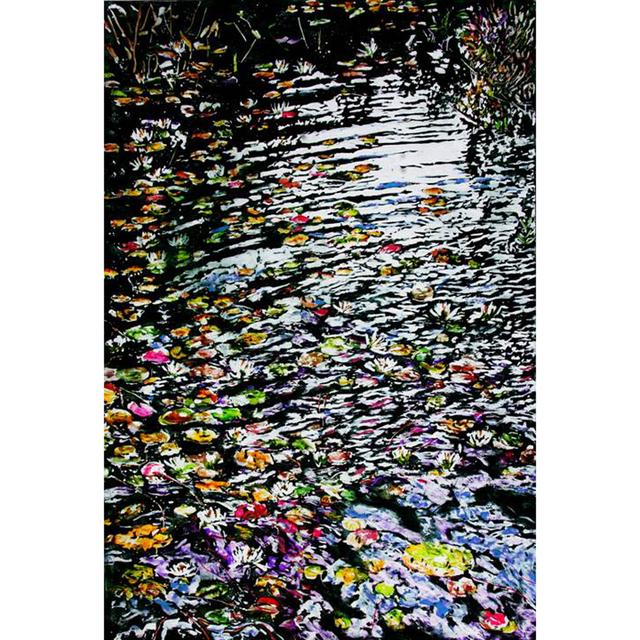 , 'Waterlilies 22,' 2017, Petroff Gallery