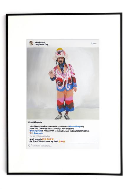 , 'Takashi Murakami,' 2017, Victor Lope Arte Contemporaneo
